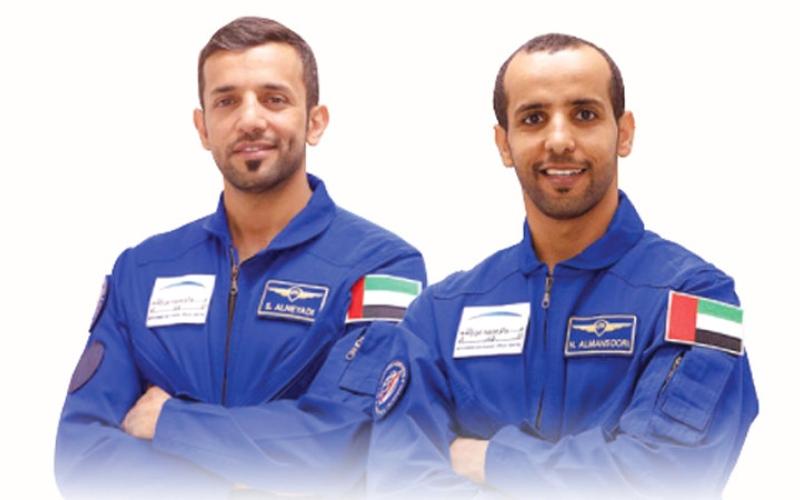 الصورة: إنفوغرافيك.. هزاع يحمل حلم الإمارات إلى الفضاء
