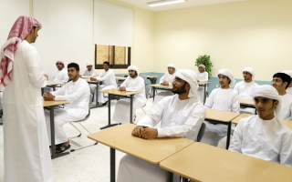 الصورة: ذوو طلبة يدعون مرشحي «الوطني» لمراعاة تحديات التعليم في برامجهم الانتخابية