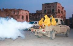 الصورة: حمدان بن زايد: الإمارات سباقة في تلبية نداء الواجب الإنساني على الساحة اليمنية