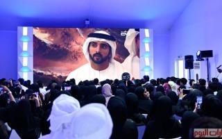 الصورة: فرحة الإمارات وسع الفضاء