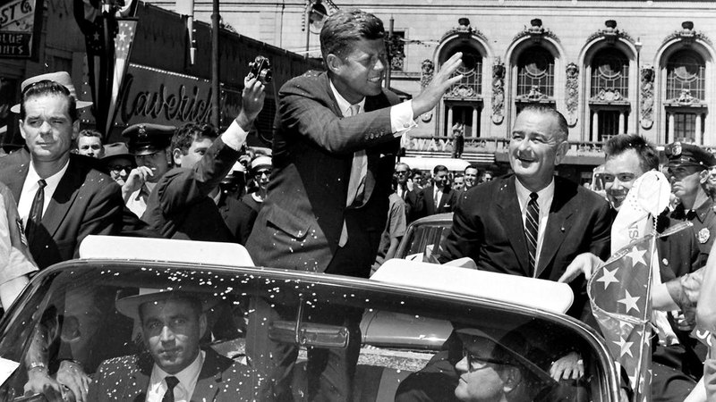 الإجراءات الأمنية بدأت  إثر اغتيال جون كينيدي. أرشيفية