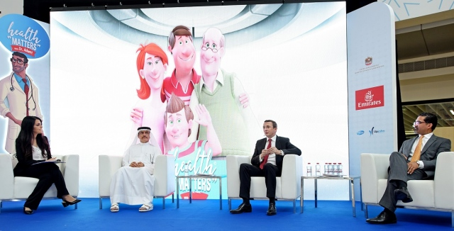 Emirates Health And Upjohn Launch An Awareness Raising Campaign To Combat Chronic Disease