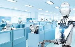 الصورة: العمال يقاومون الروبوتات.. وحوادث التخريب باتت أكثر علانية