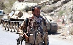 الصورة: بمساندة التحالف.. الجيش اليمنـي يحرّر مواقع مهمة في صعدة