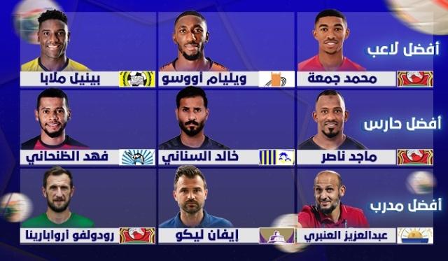 بيليه  ينافس أوسو وملابا على جائزة أفضل لاعب في الدوري الإماراتي - الإمارات اليوم