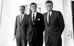الصورة: آل كينيدي وبوش وروزفلت وآدمز أكـثر العائـلات نفوذاً في تاريخ أميركا