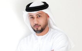الصورة: الصيعري يبتكر أول منصة إلكترونية لتسويق تصميمات العباءات الإماراتية