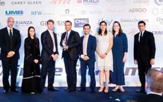 الصورة: «طيران الإمارات» ناقلة العام ضمن جوائز «أفييشن 100»
