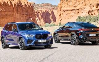 الصورة: «BMW» تقدّم نسخة الأداء المتفوق «M» في سيارتَي «X5» و«X6»
