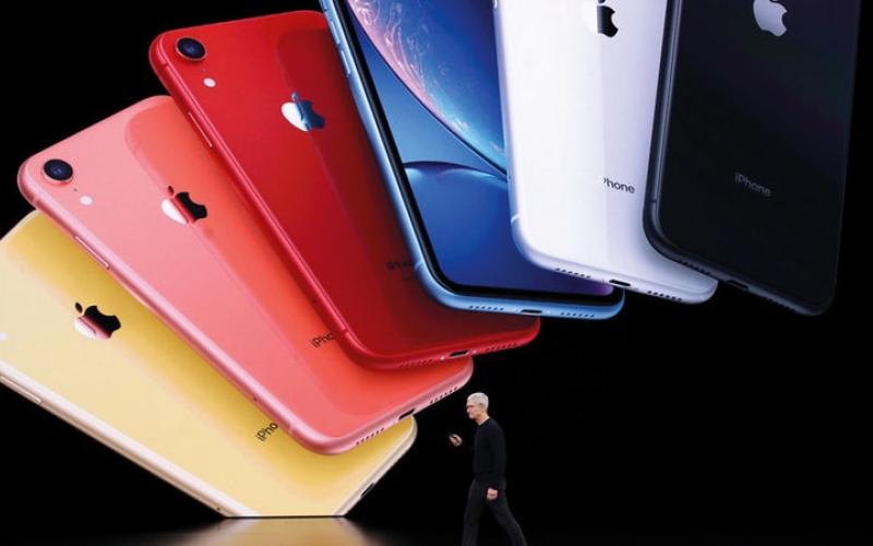 الصورة: «أبل» تزيد إنتاجها من «آي فون 11» بعد إقبال فاق التوقعات