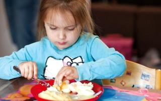 الصورة: النظام الغذائي النباتي خطر على الأطفال