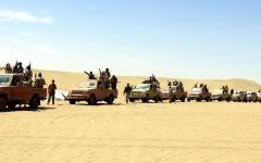 الصورة: التحالف: ميليشيات الحوثي أطلــقــت صاروخين بالستيين من صنعاء سقطا في صــعدة