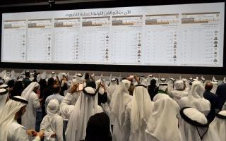 الصورة: أسماء وعدد اصوات الفائزين في انتخابات المجلس الوطني 2019
