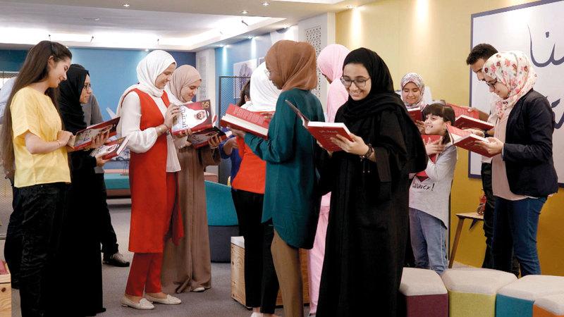 مفاجأة محمد بن راشد أدخلت السرور والفرح إلى قلوب المتسابقين الذين أبدوا امتنانهم لهذه اللفتة الكريمة. من المصدر