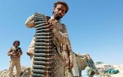 الصورة: القوات اليمنية تكبّد الميليشيـات خسائر فادحة في جبهات الضالع