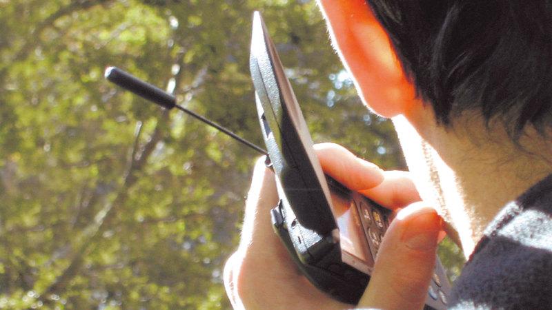 هناك هواتف تسجل المكالمات الصادرة والواردة تلقائياً. أرشيفية
