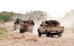 الصورة: القوات اليمنية تحرّر مناطق فــــي جبهات شمال الضـالع وغربها