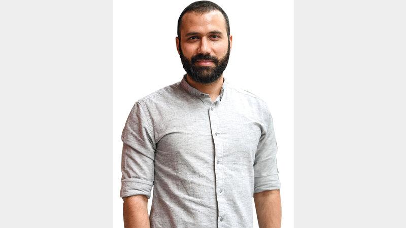 غسان سلامة: «الحدث يمنح المصمّمين الموهوبين فرصة لدخول سوق أكبر، خصوصاً أن دبي تمتلك سياسات تهدف إلى دعم الشباب». تصوير: أشوك فيرما