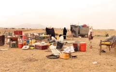 الصورة: جرائم الميليشيات الحوثية أمـام أعضاء الكونغرس الأميركي