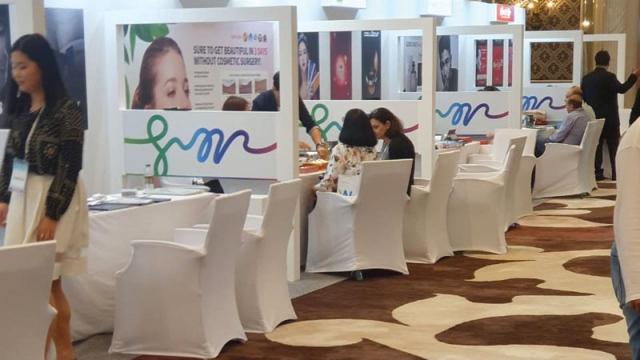 حضور لافت بمعرض الجمال الكوري في دبي - الإمارات اليوم