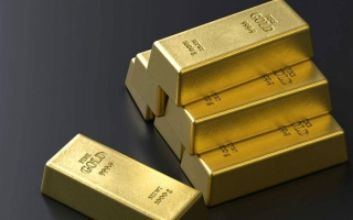 الصورة: ارتفاع يعوّض الذهب عن خسائر تكبدها سابقاً