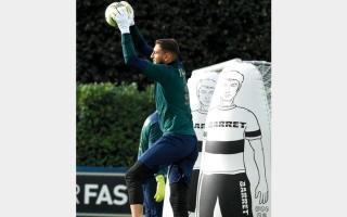 الصورة: دوناروما يكسب تحدي «المرمى» في منتخب إيطاليا