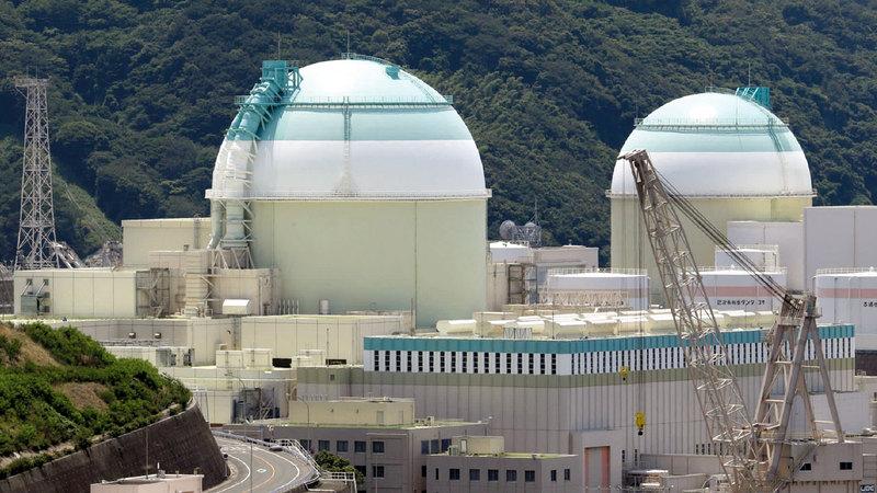اليابان تمتلك تقنية متقدمة في المجال النووي.  أرشيفية