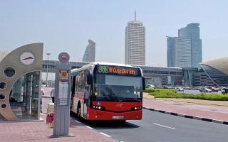 الصورة: 4 خطوط جديدة للحافلات في دبي الأسبوع المقبل