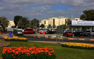 الصورة: متبرّع يسدّد 16 ألف درهم كلفة  أدوية لـ «أبوعلي»