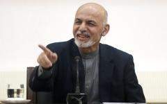 الصورة: الرئيس الأفغاني: أي اتفاق مع «طالبان» يجب أن يضمن قيم الدستور