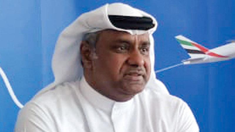 نبيل سلطان: «الشركة تستهدف استخدام المنصة الجديدة من قبل عملاء خارج الإمارات».