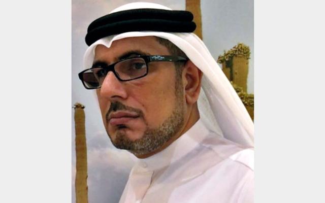 الصورة: «الخليجية للإعاقة» تمنح إماراتياً لقب شخصية اليوم العالمي للعصا البيضاء