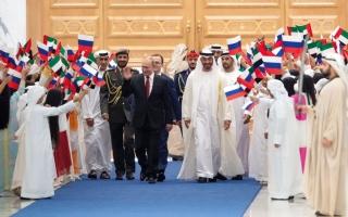 الإمارات وروسيا.. الشراكة الاستــراتيجية إلى آفاق أرحب
