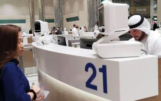 موظفو «إقامة دبي» يستعدون لتوفير تجربة فريدة لزوار «إكسبو»