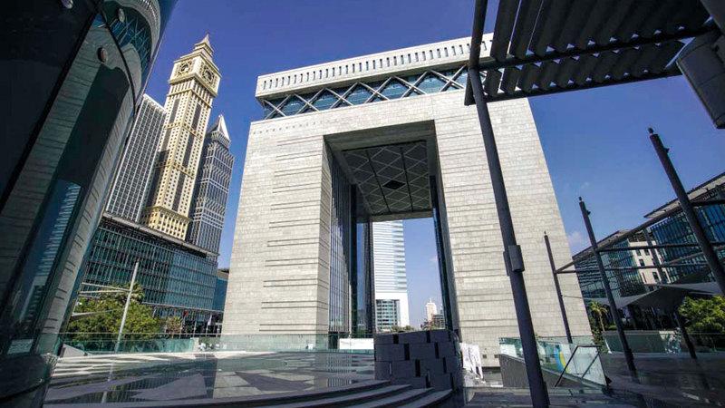 «دبي المالي» يضطلع بدوره كوسيط في نمو القطاع من خلال 40 شركة. أرشيفية