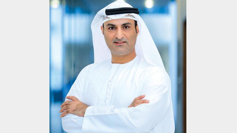 ماجد المري:  «(أراضي دبي) تلتزم بالمعايير الدولية في تقييم  المباني، بهدف رفع تنافسية الإمارة».