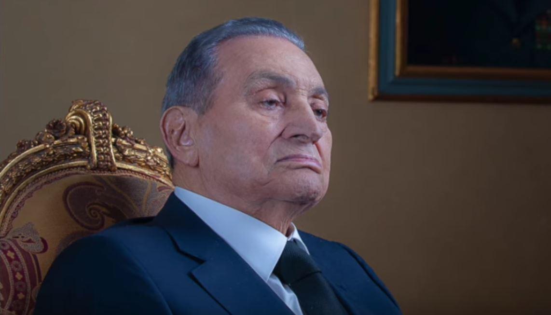 بالفيديو.. حسني مبارك يوجه رسالة للمصريين
