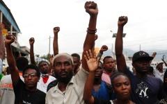 الصورة: الأمم المتحدة تُنهي عمليات حفظ السلام في هايتي وتدعو إلى حل الأزمة