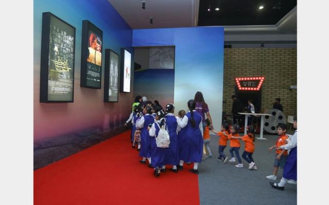 الصورة: 16 فيلماً تستقطب زوّار «السينمائي للأطفال والشباب»