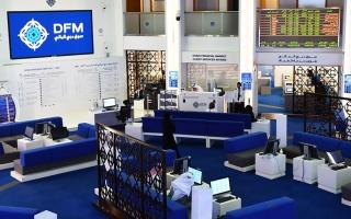 الصورة: مبيعات المواطنين والخليجيين والعرب تضغط على «دبي المالي»