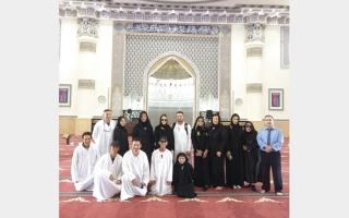 الصورة: مسجد الفاروق نموذج لتعزيز التسامح في دبي