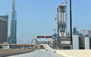 الصورة: (طرق دبي) تفتتح الجسور المؤدية الى مواقف زعبيل دبي مول نهاية الشهر الجاري