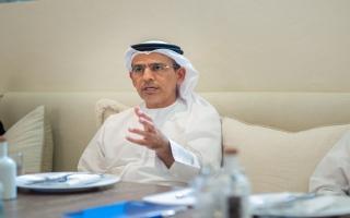الصورة: عبدالرحمن آل صالح: دبي قادرة على الوفاء بالتزاماتها دون الاعتماد على أية زيادات في الرسوم