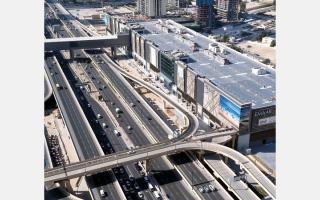 الصورة: «طرق دبي» تفتتح جسور مواقف زعبيل نهاية الشهر الجاري
