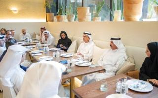 الصورة: آل صالح: «البنية التحتية» ومشروعات «إكسبو 2020» في صدارة أولويات موازنة دبي