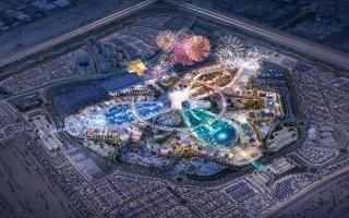 الصورة: «سنة لننطلق» إلى «إكسبو 2020 دبي»