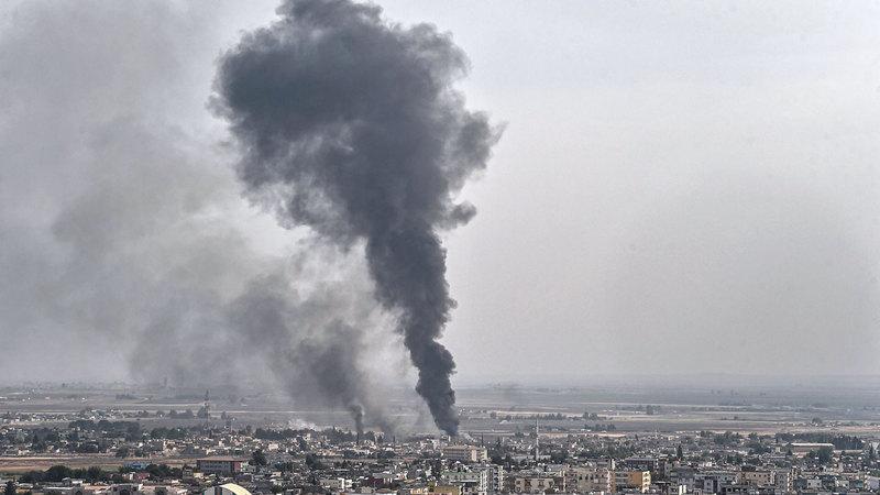سجناء «داعش» يستعدون لتنظيم أنفسهم. أ. ف. ب