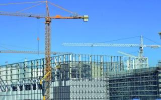 الصورة: 2561 شكوى ضجيج البناء ليلاً في دبي