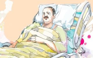 الصورة: 137 ألف درهم كلفة علاج «محمد» من سرطان الغدة المتطور