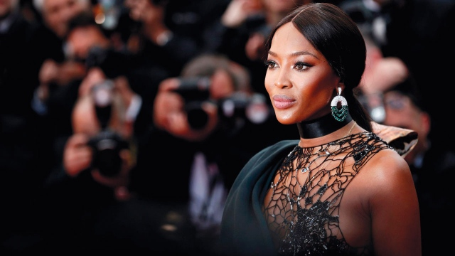 Video Naomi Campbell The Black That Inspired The World S Fashion Designers Teller Report